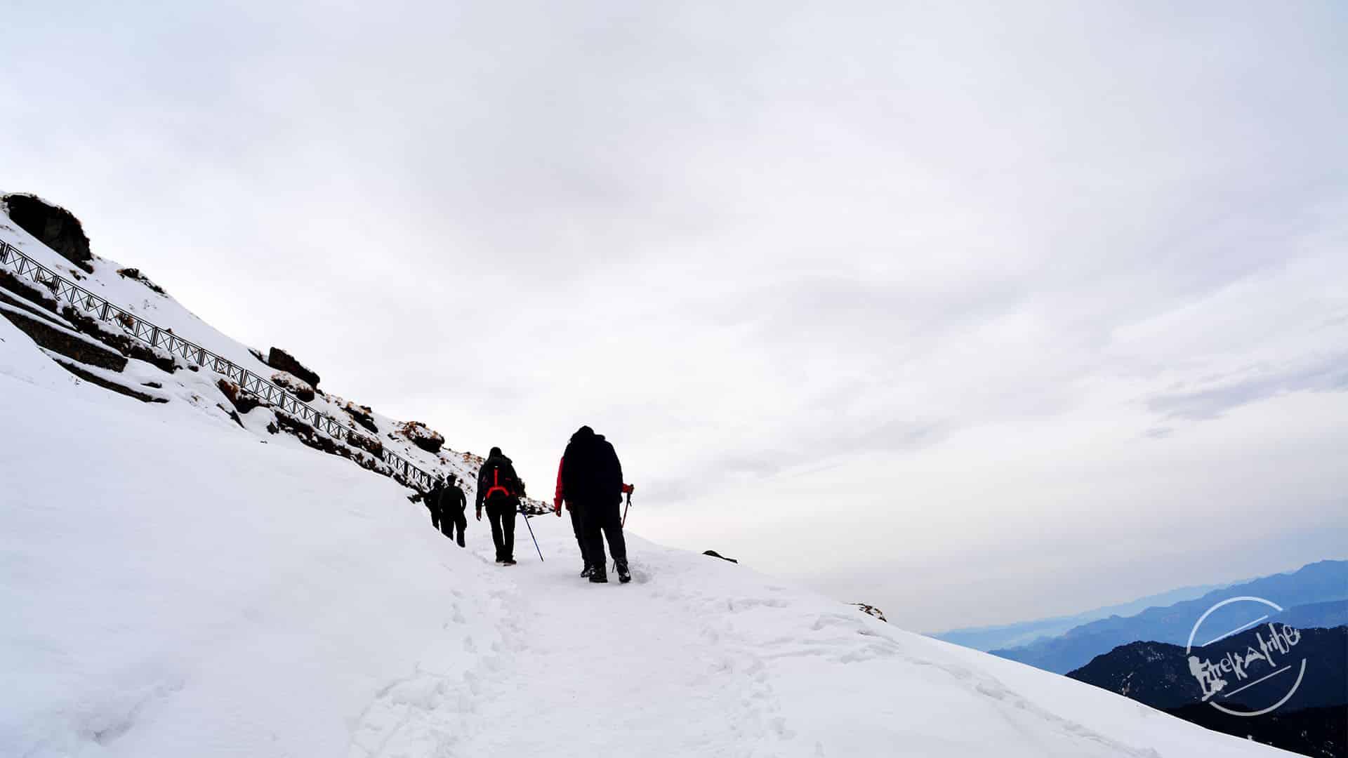 Chandershila Trekking
