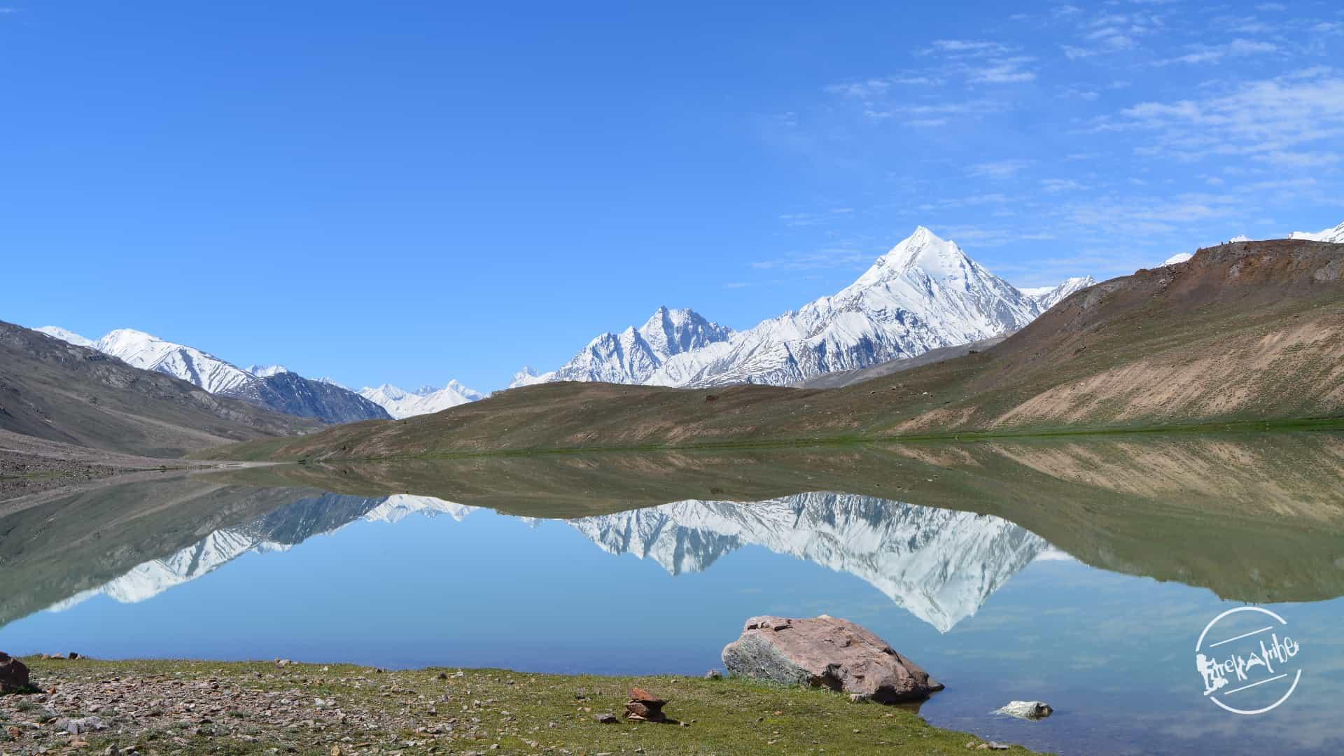 Chandratal Lake - Trekking in Himachal Pradesh