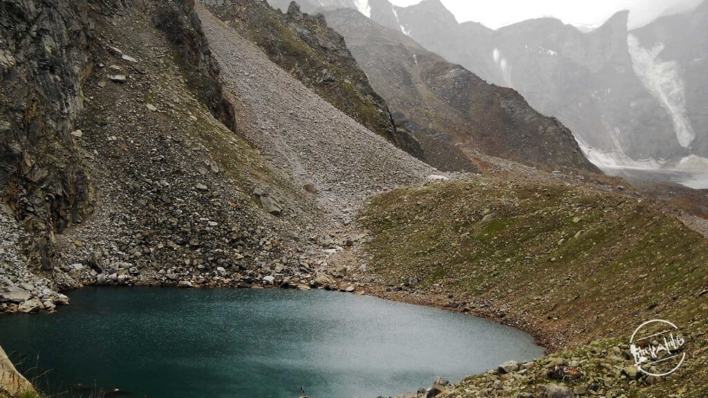 Unexplored Neelkanth Mahadev Lake