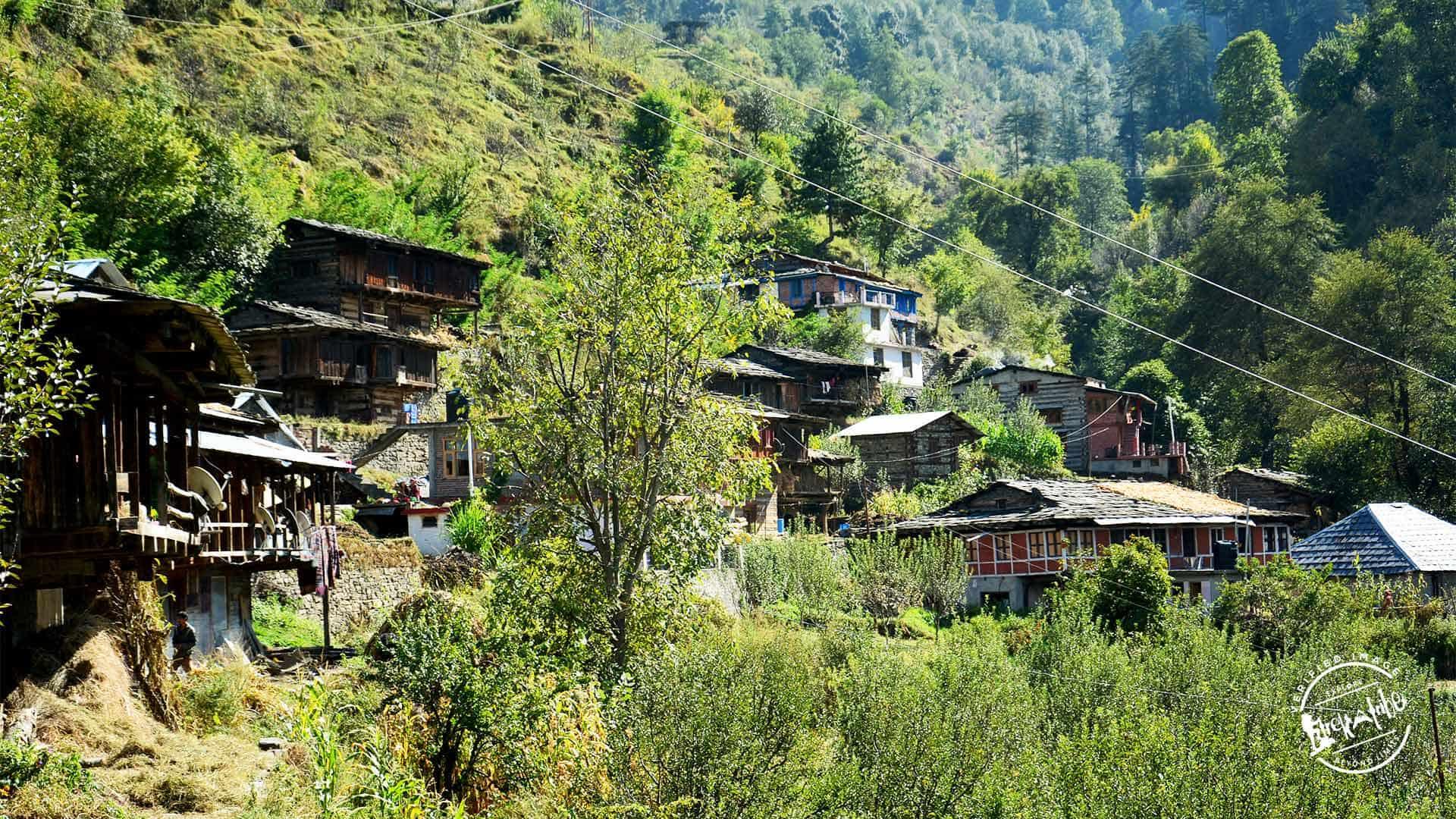 Parvati Valley - Malana