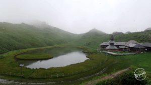 Prashar lake camping