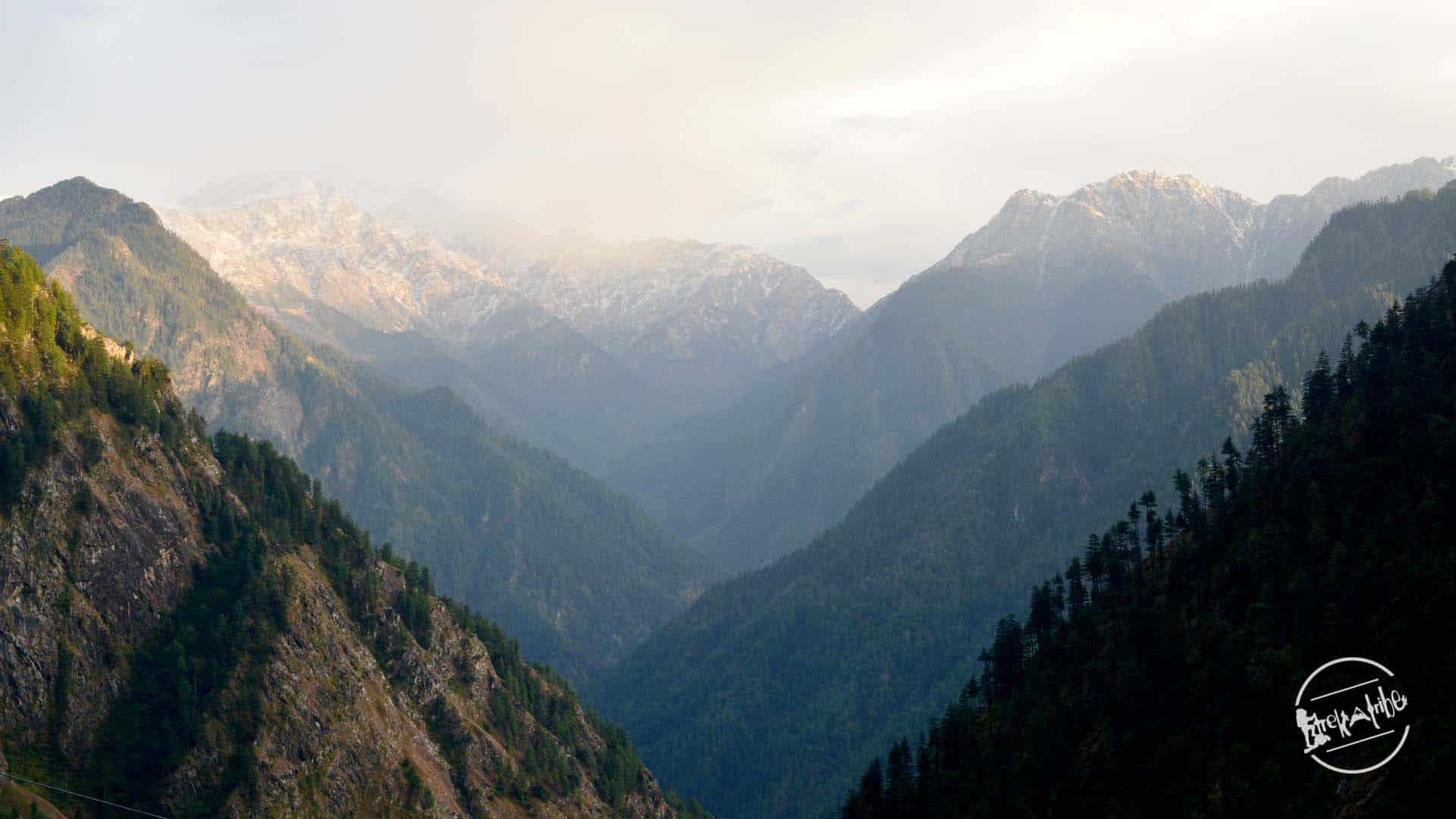 Rashol -Trekking in Parvati Valley