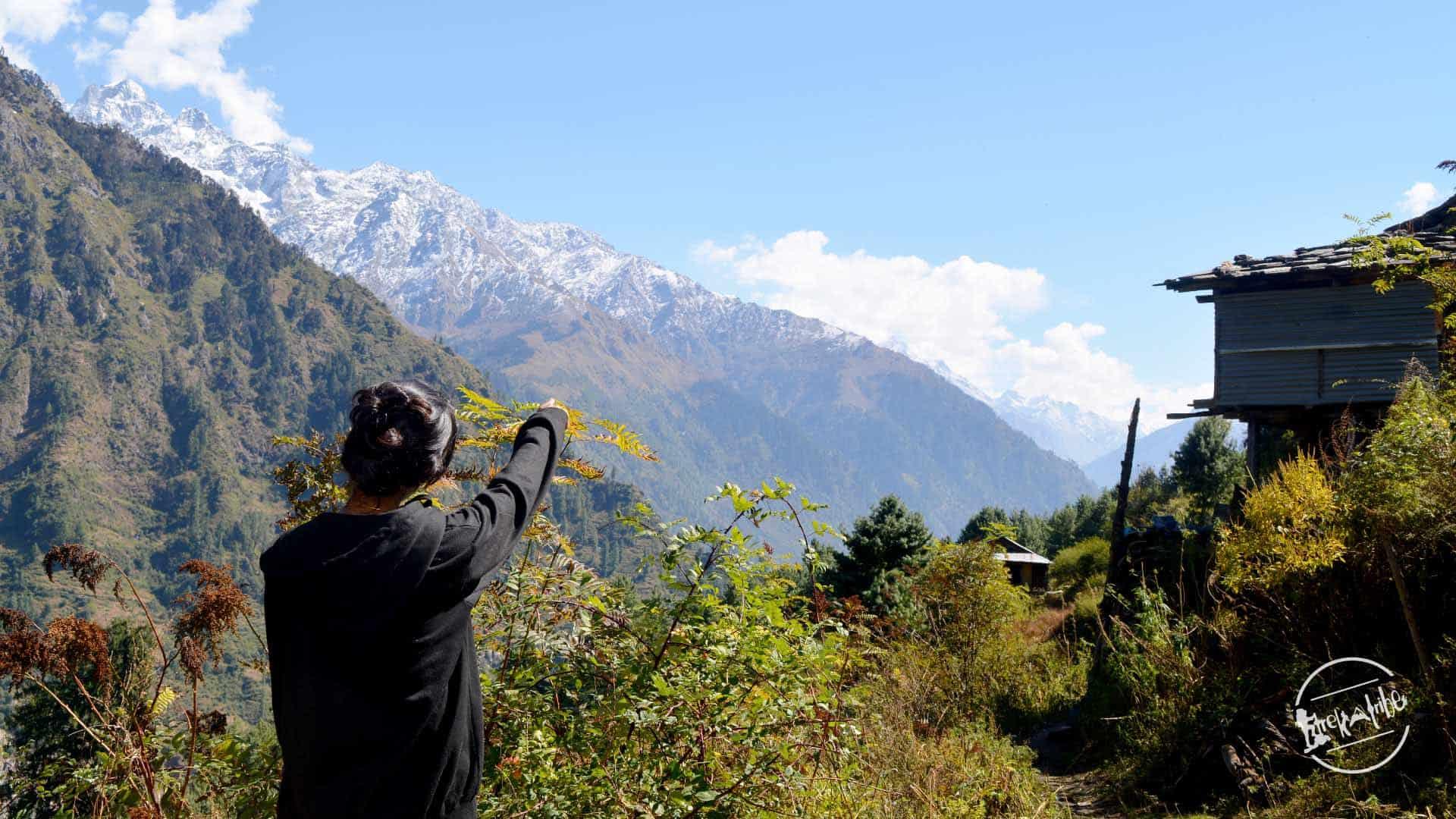 Rashol Trekking in Parvati Valley