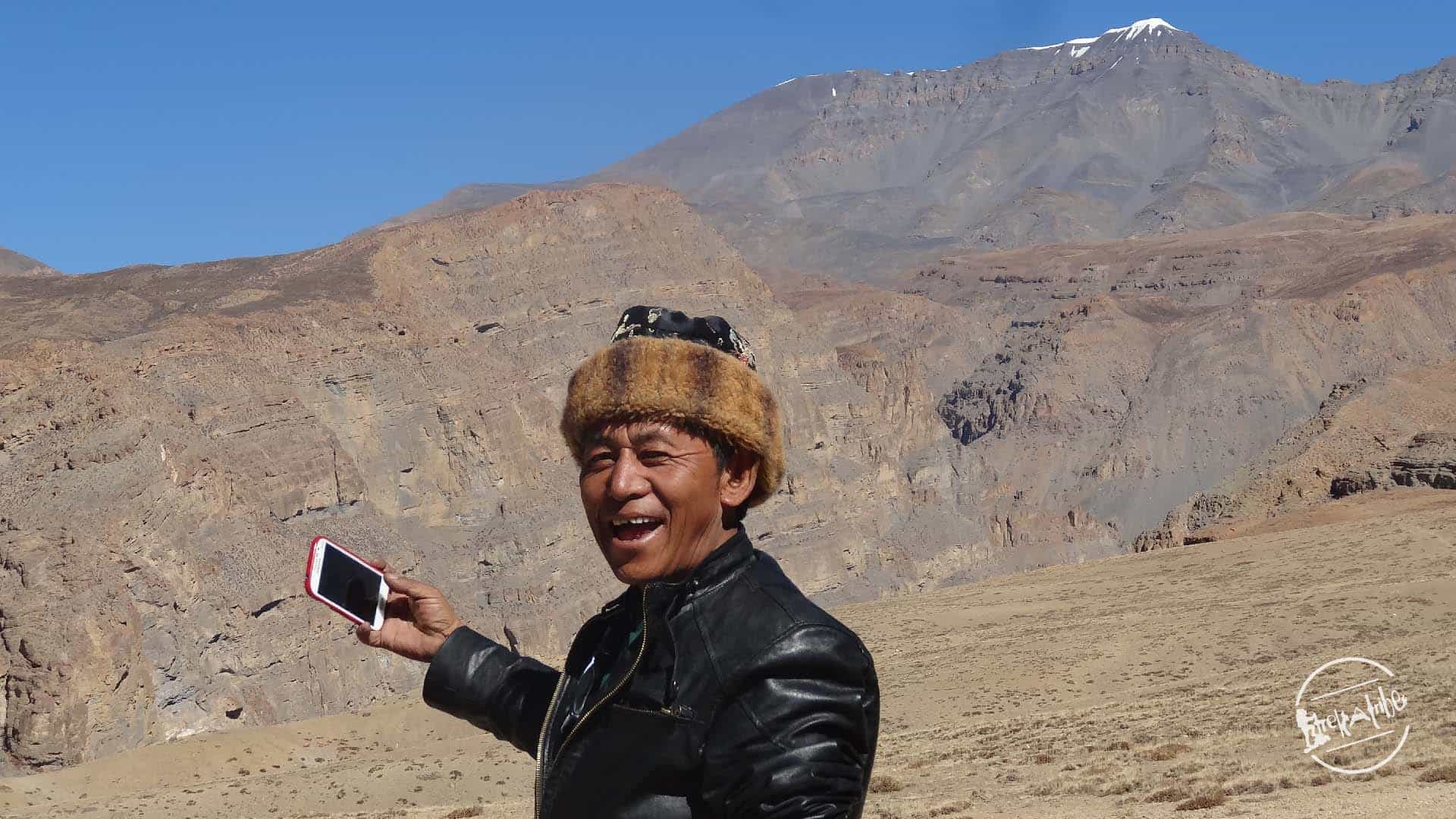 local people of spiti