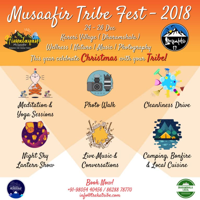 Musaafir Tribe Festival 2018