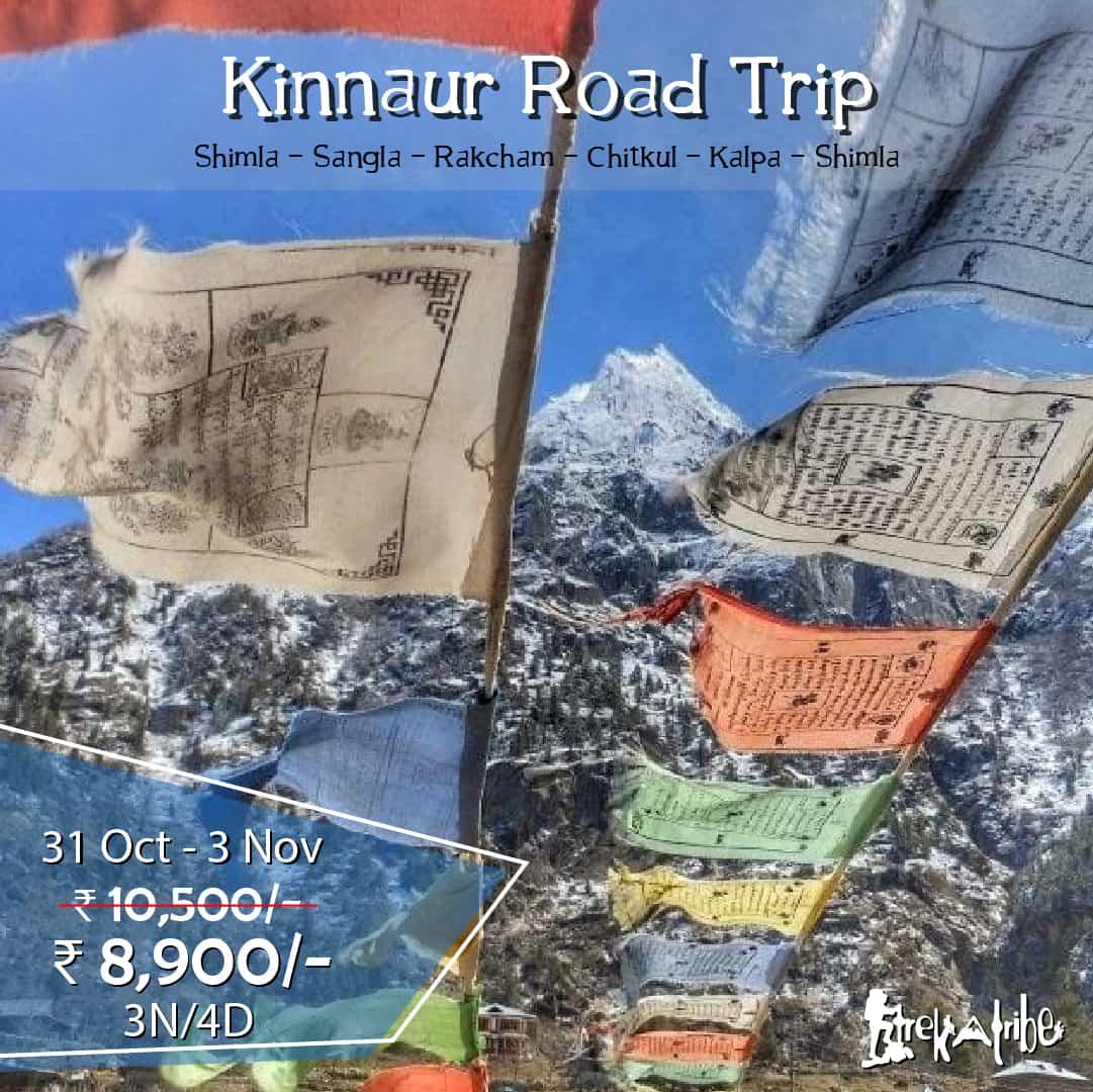 Kinnaur Road Trip
