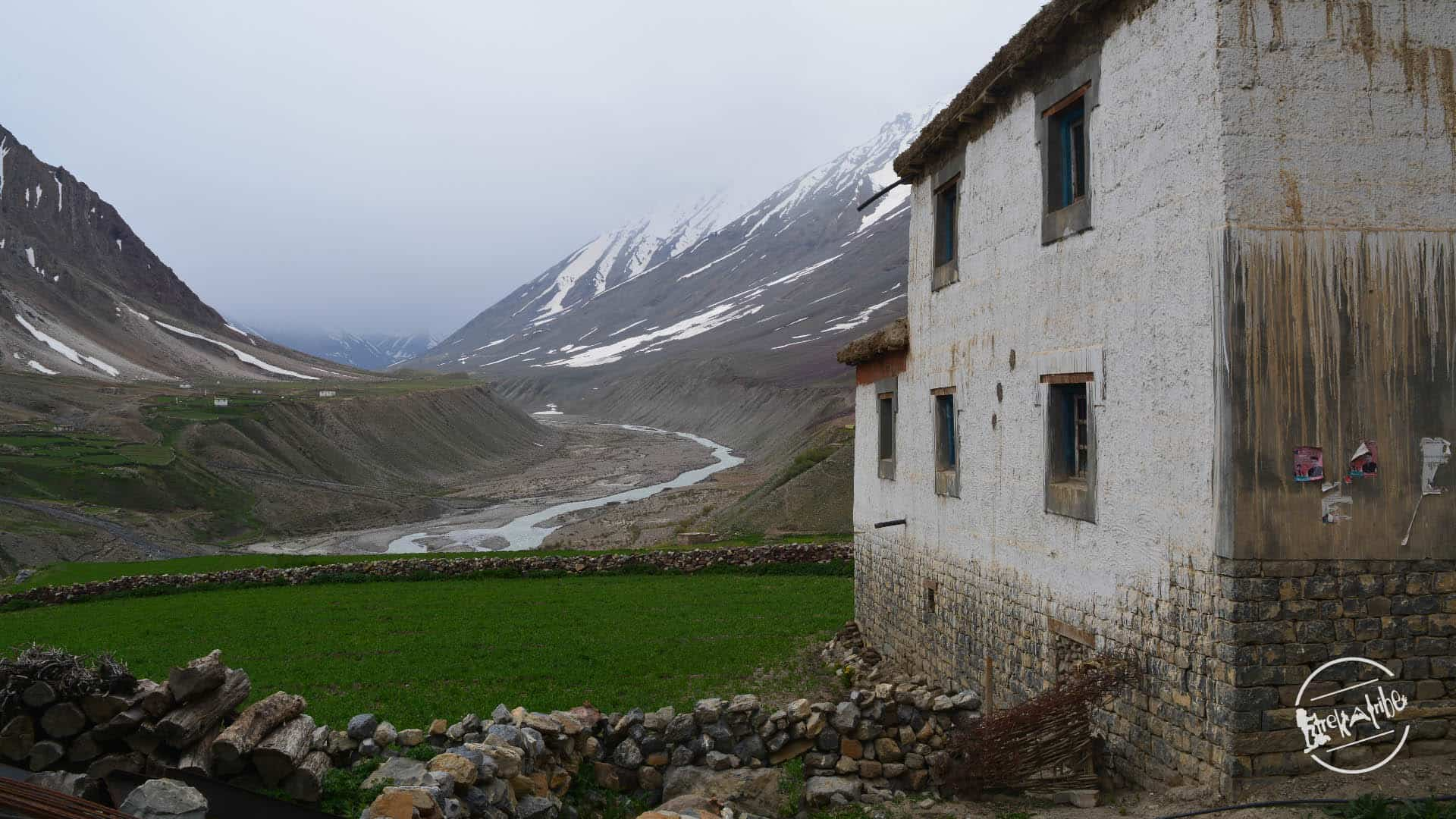 Mudh village