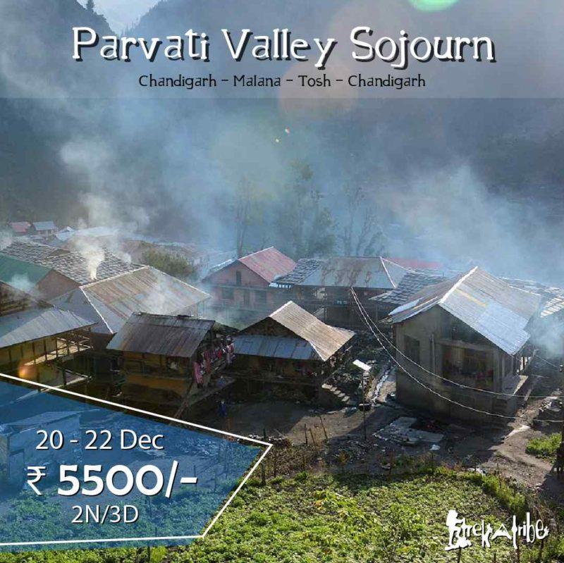 Parvati Valley Sojourn trek