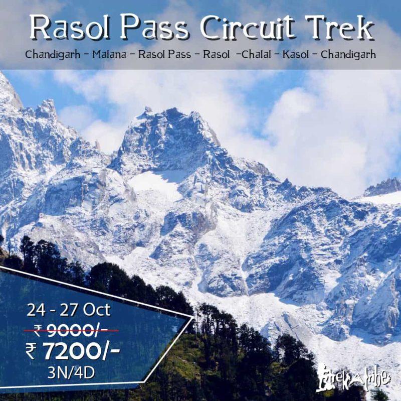 Rasol pass Circuit trek