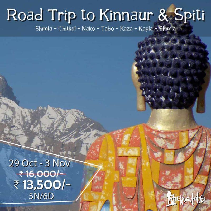 Road Trip to Kinnaur & Spiti