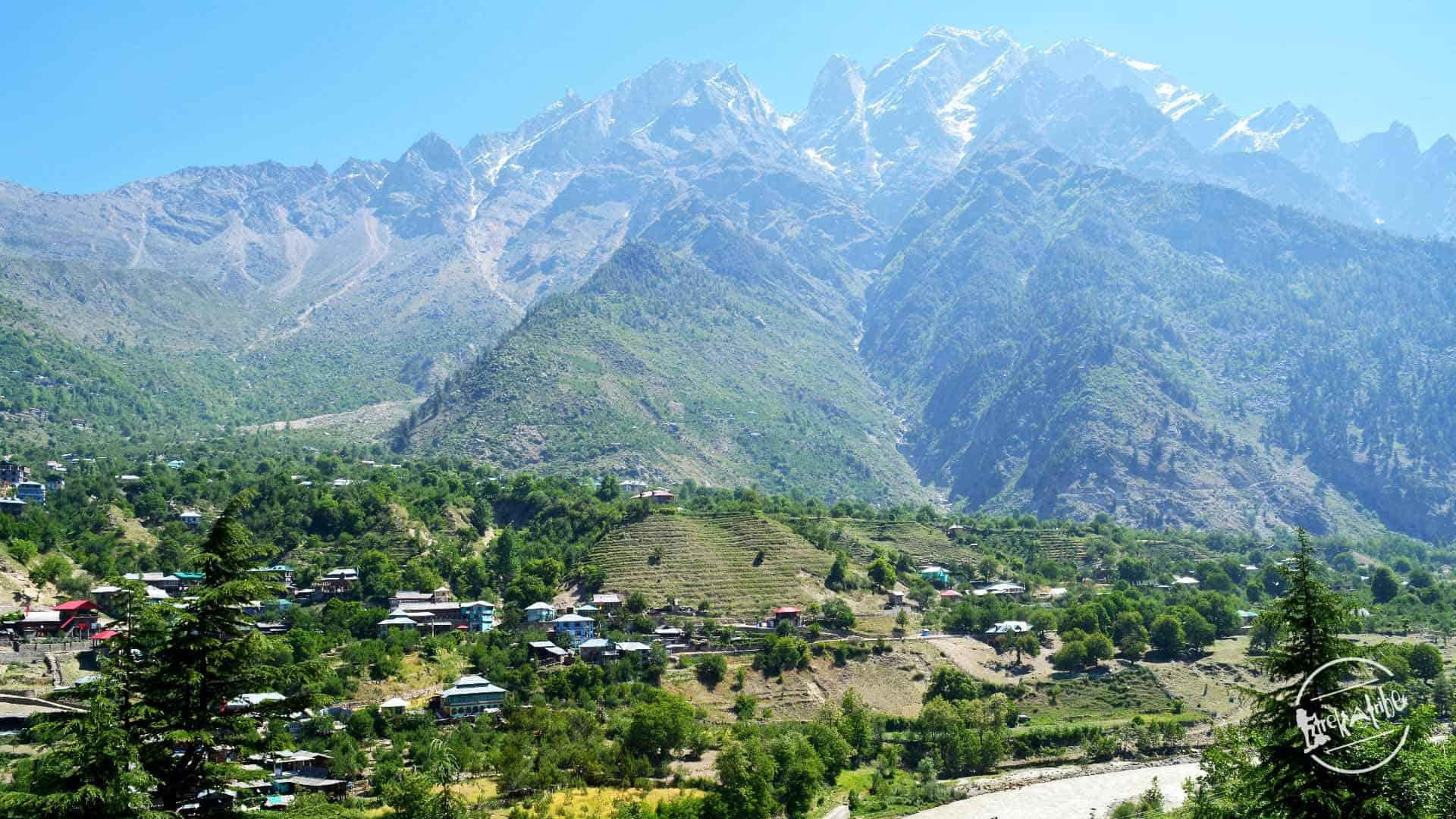sangla village, kinnaur