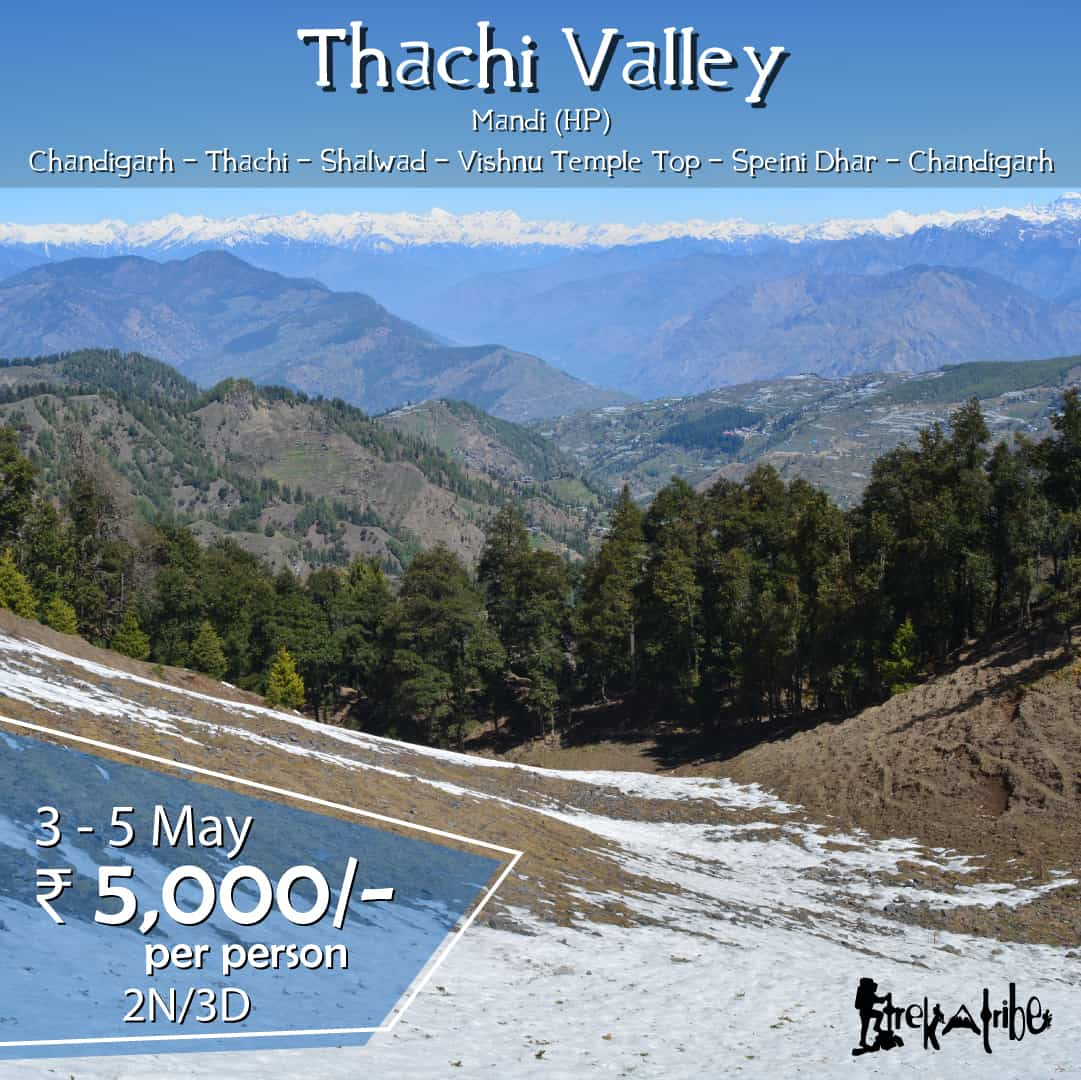 Thachi Valley, mandi , himachal pradesh