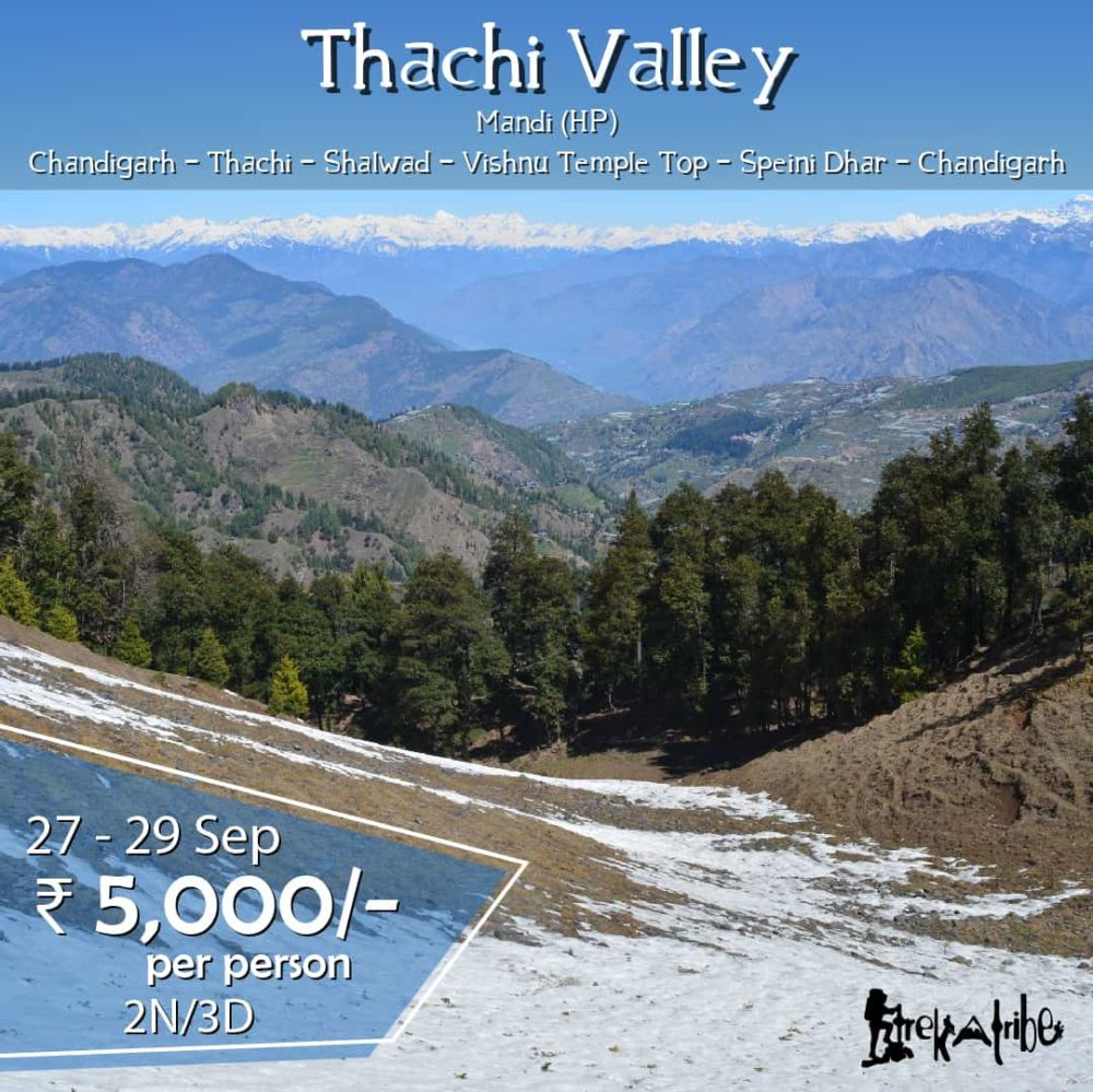 Thachi Valley trek