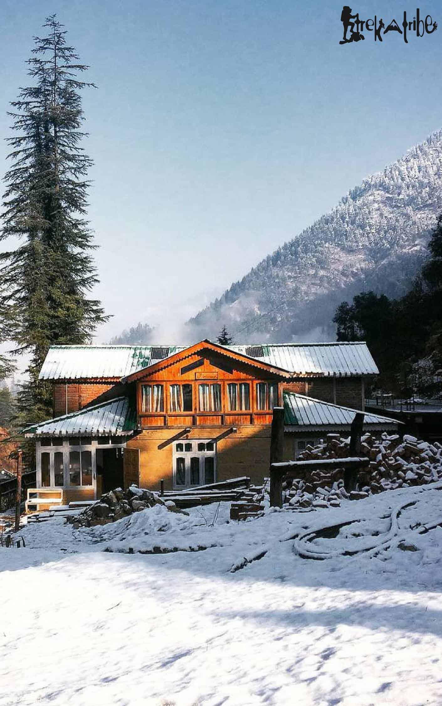 I feel Himalayas Tirthan Valley