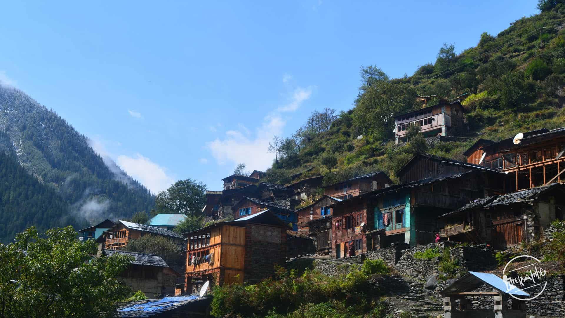 kugti village