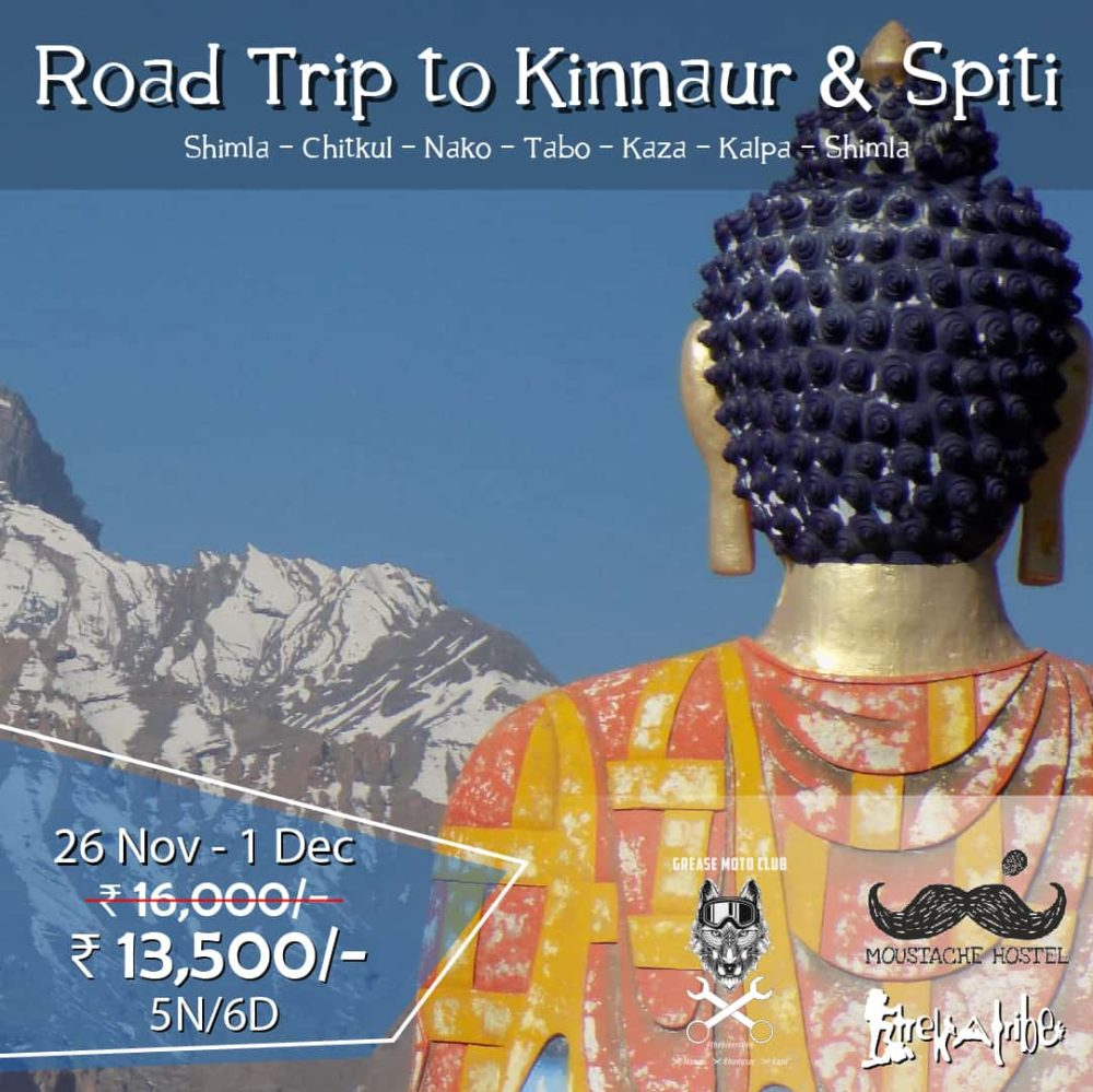 Road Trip to Kinnaur Spiti