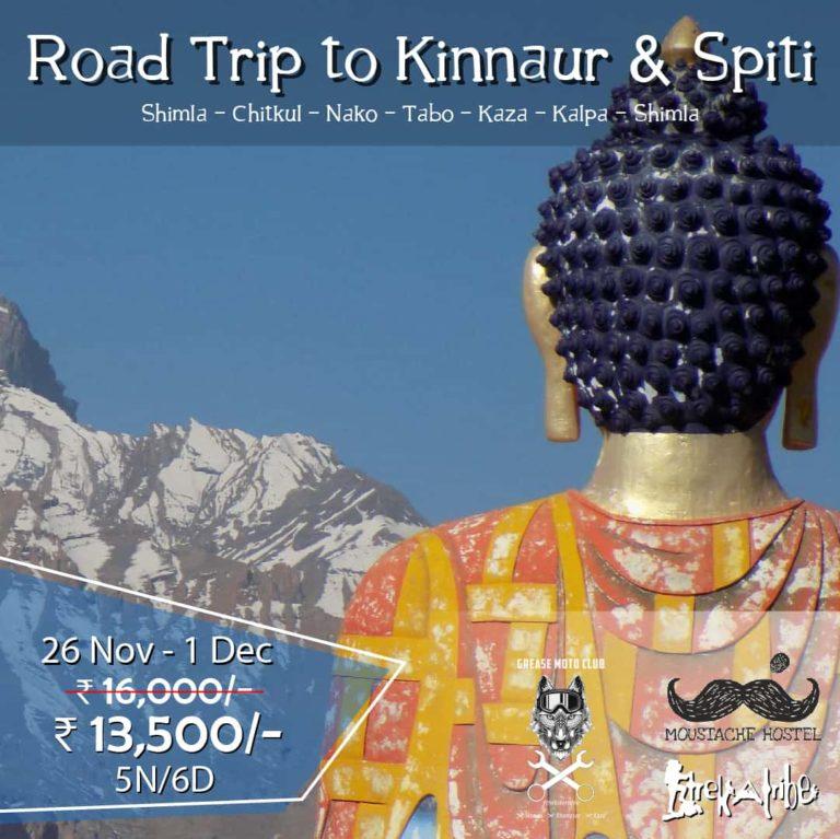 Road Trip to Kinnaur and Spiti