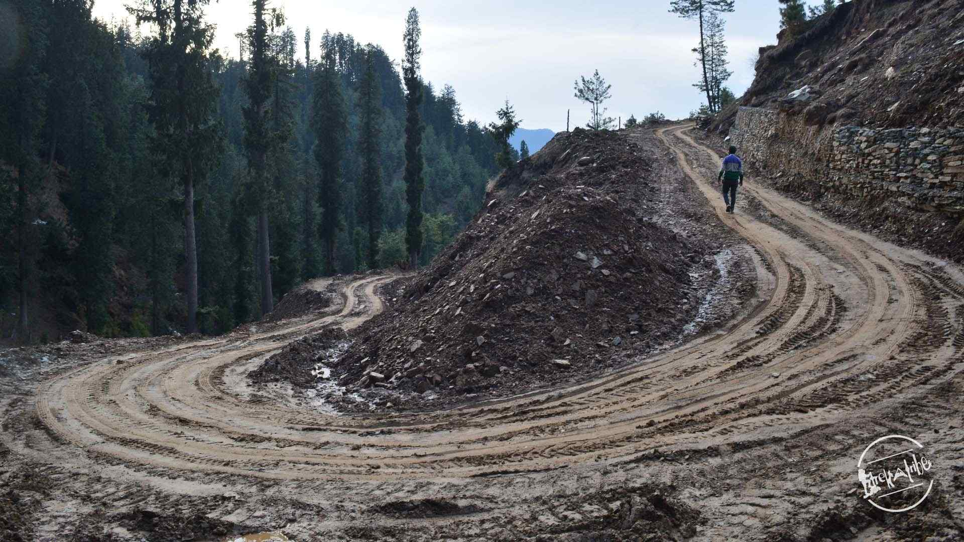 offroading at thachi valley mandi, himachal (5)