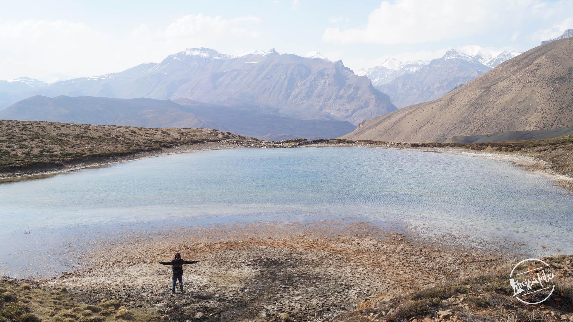Kanamo peak expidition - lahaul spiti