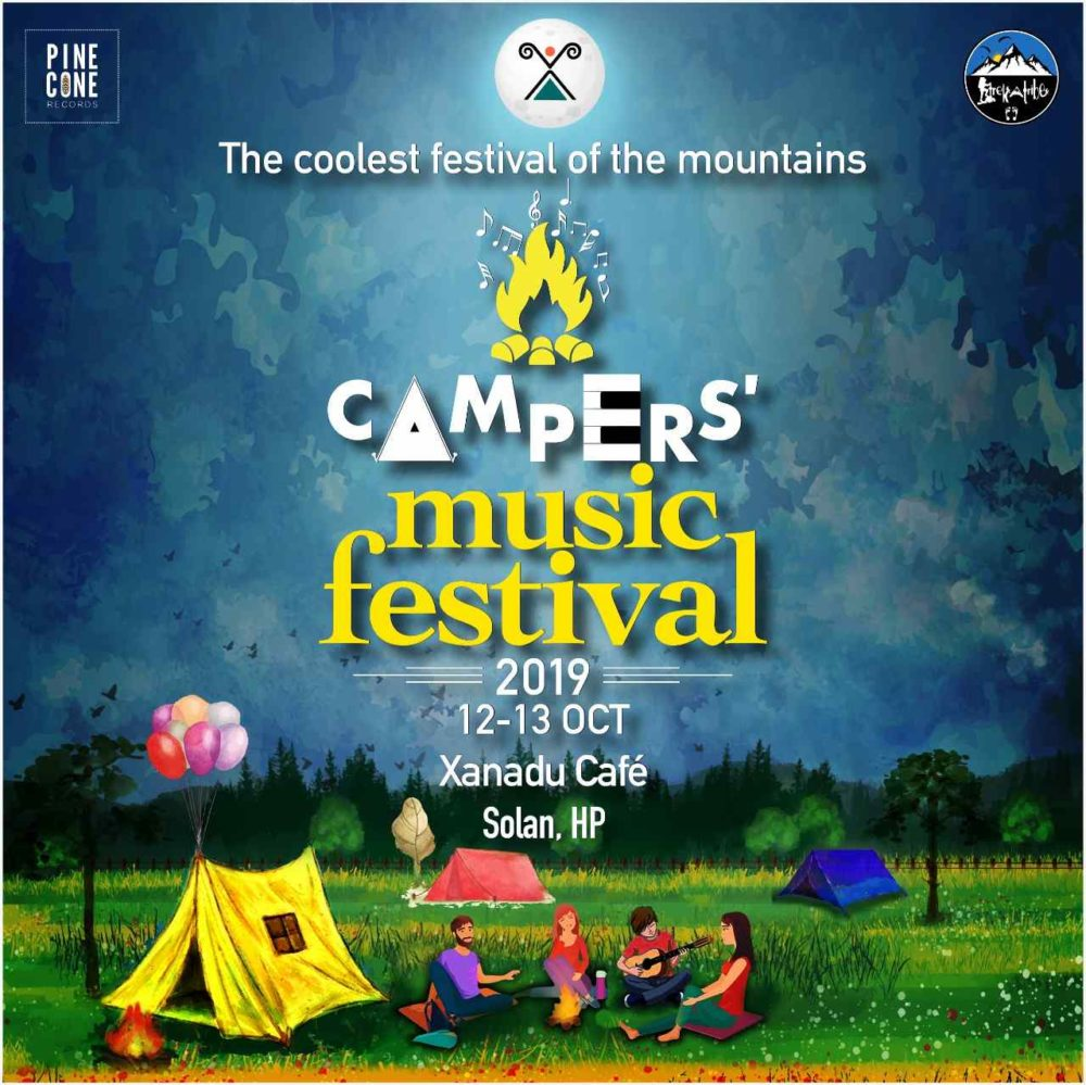 Campers Music Festival - 2019