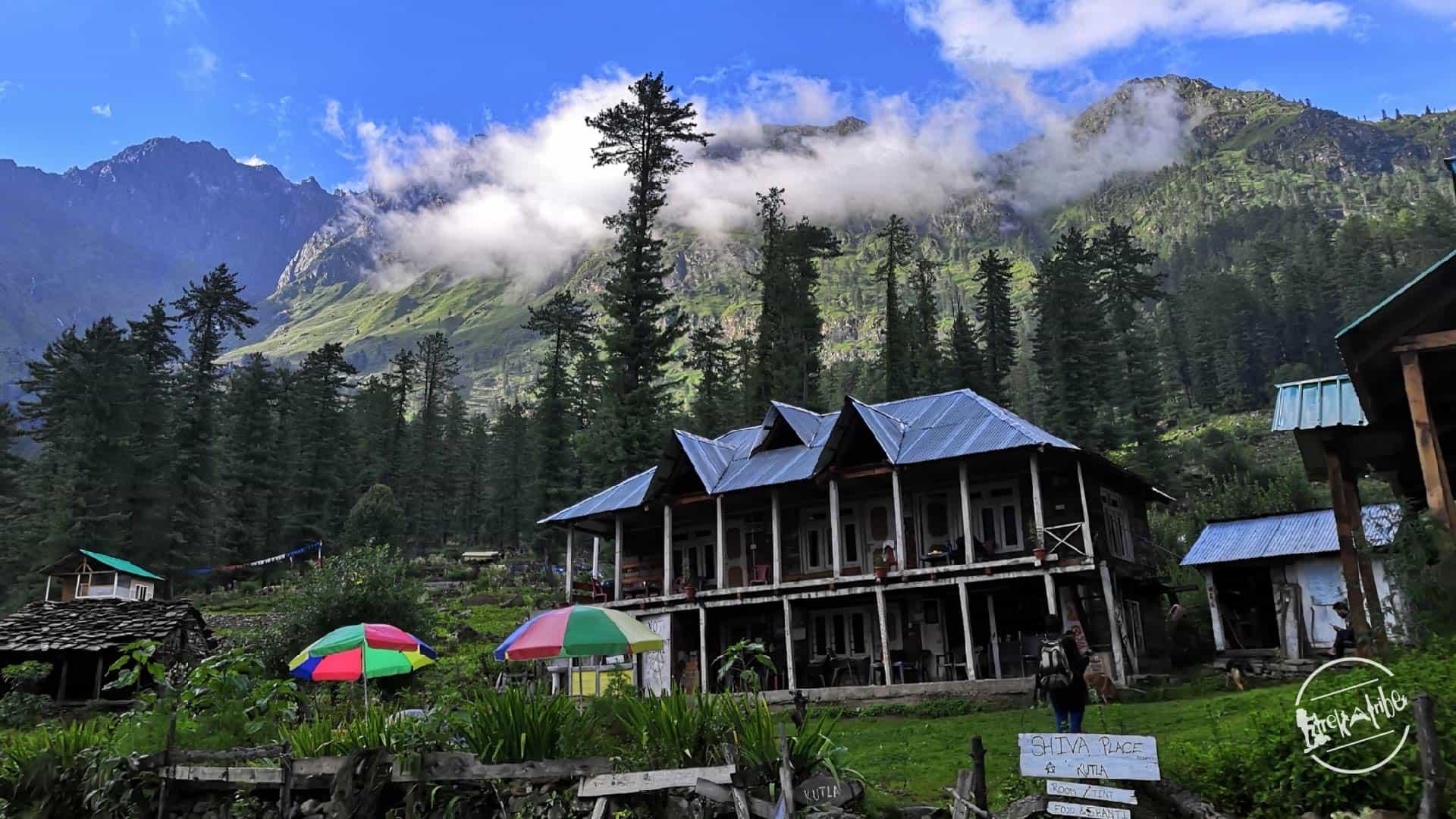 kutla village - parvati valley