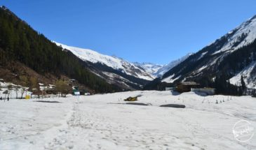 Waichin Valley Trek, Kullu