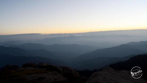 Elegant View from Churdhar