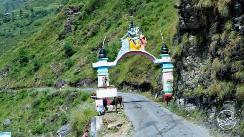 CHURDHAR TREK Via Sarain Village, Chaupal