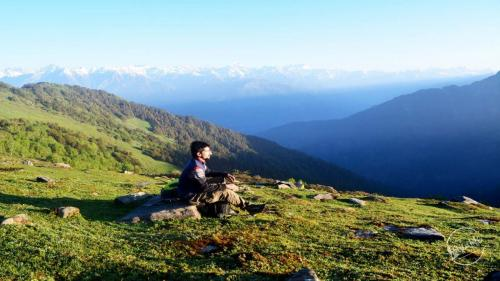 Chandrakhani pass - Peace