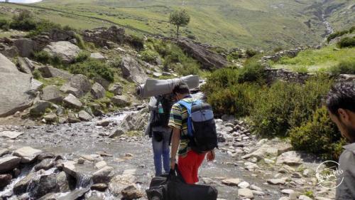 Keep Walking Rupin Pass