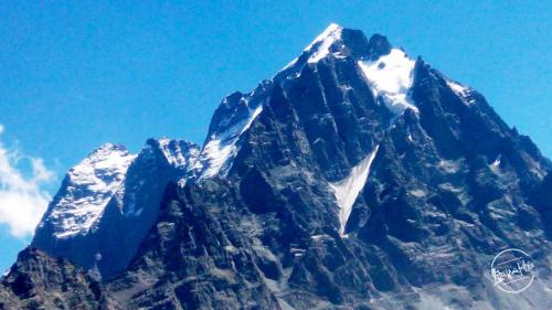 Beautiful Manimahesh kailash Peak