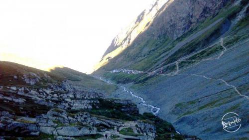 Manimahesh Lake Trekking Trail