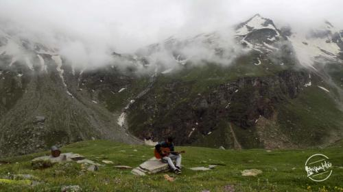 Music in Mountains