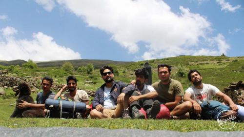Camping At Sangla Kanda