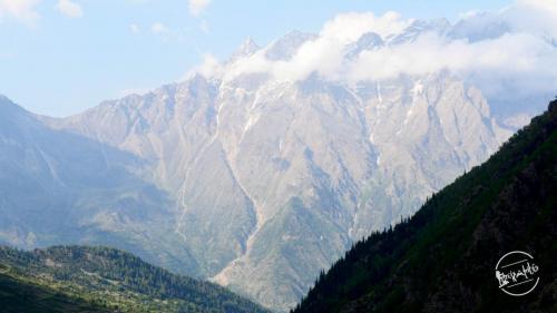 Kinner Kailash Range