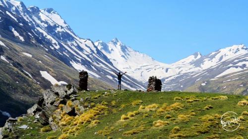 Rupin Pass Trek Via Sangla Kanda