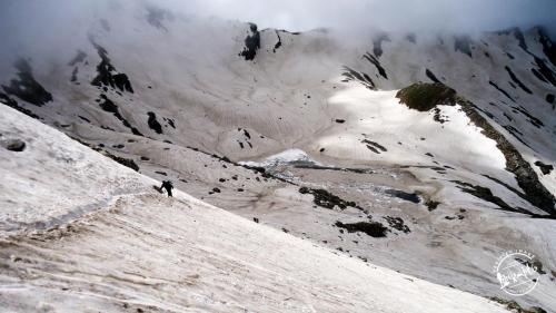 Shrikhand Mahadev Trek - Nainsarovar