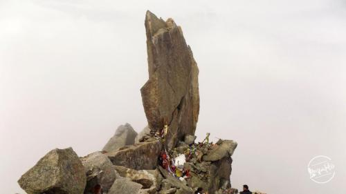 Kinner Kailash Shivling 79 feet long