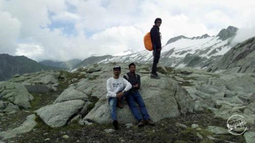Triund & Indrahar Pass Trekking