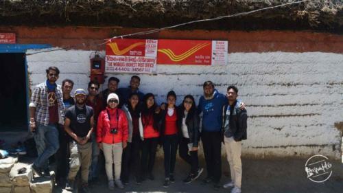 hikkim - worlds highest post office