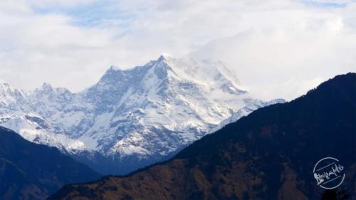 Chaukhamba Peaks View from Deoriatal