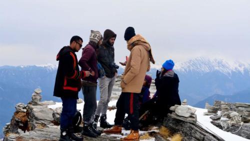 Trekatribe Expedition To Chandrashila Peak