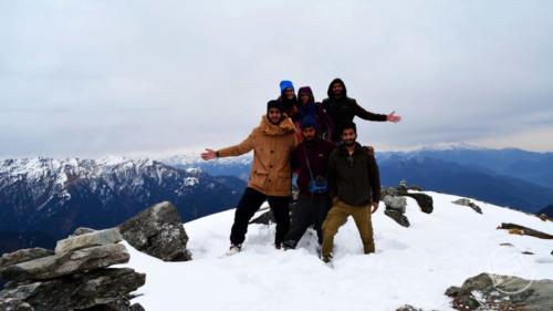 Chandrashila Trekking)