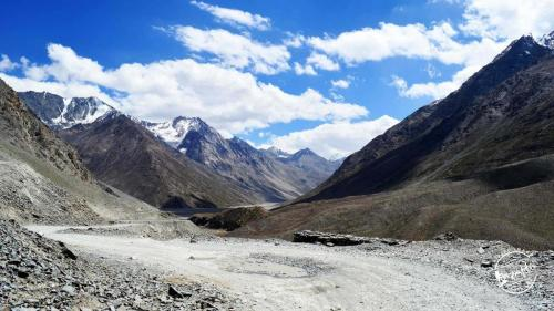 Spiti To Lahaul Road