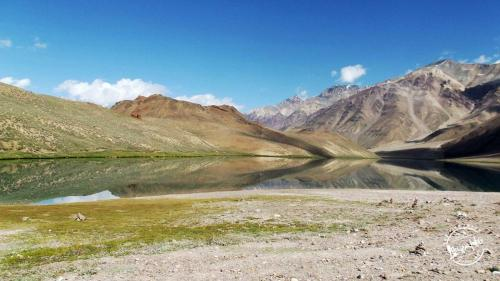 Trek to Chandertal Lake