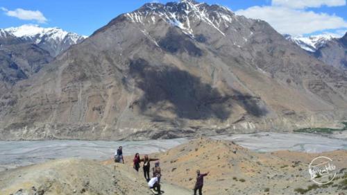 Dhankar Lake Trek -
