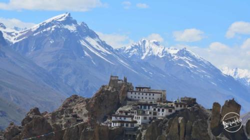 Dhankar monestry
