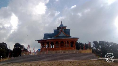 Hatu Peak Temple