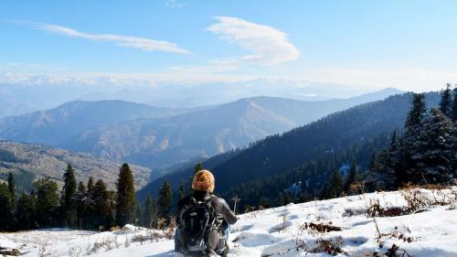 Trek to Hatu Peak Shimla