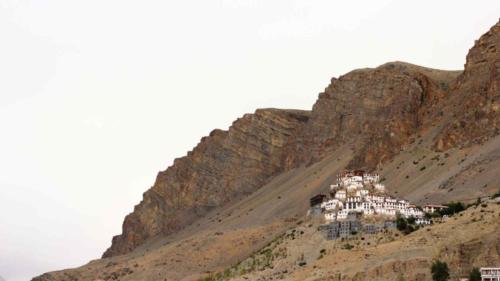 Key Monastery (Kye Gompa) Spiti valley, Himachal Pradesh  (2)